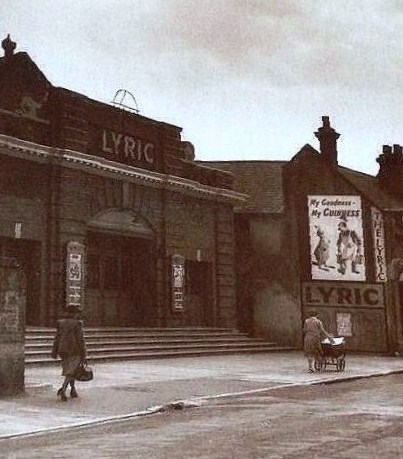 Lymington cinema