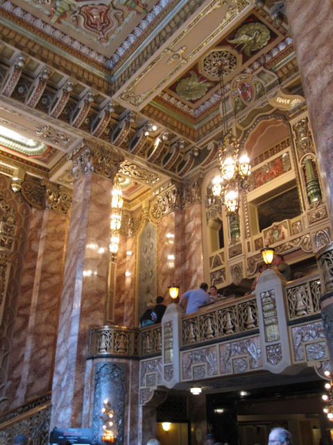 Oriental Theatre - Main Lobby