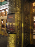 Oriental Theatre - Ticket window in outer vestibule
