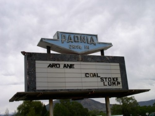 Paonia Drive-In
