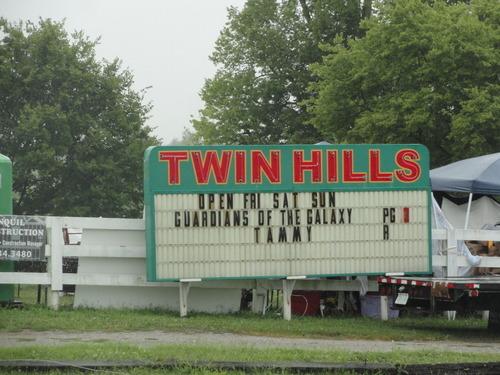 Twin Hills Drive-In