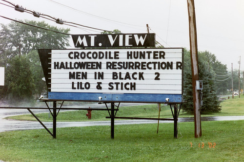 Mountain View Drive-In