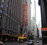 Oriental Theatre - Front Facade