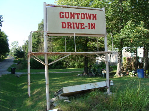 Guntown Drive-In