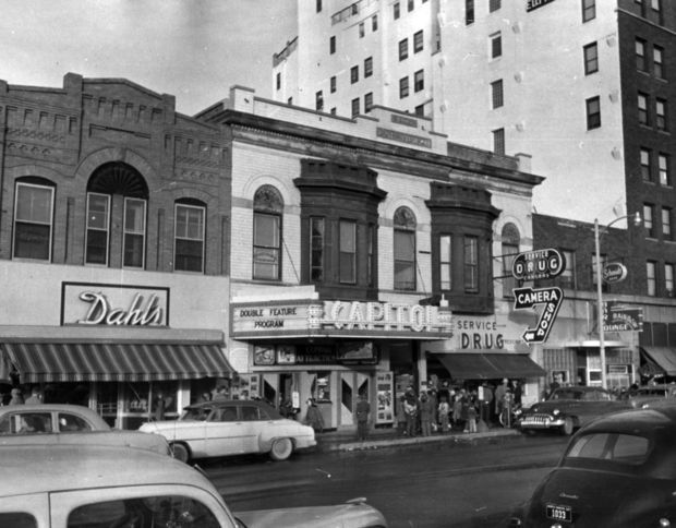 Capitol Theater, 1953