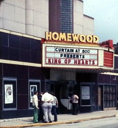 HOMEWOOD Theatre; Homewood, Illinois.