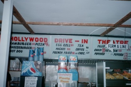 Hollywood Drive-In