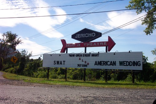 Jericho Drive-In