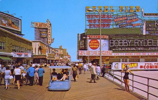 1961 photo courtesy of Larry Erhart.