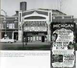 MICHIGAN Theatre; Chicago, Illinois.