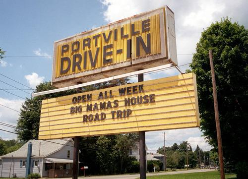 Portville Drive-In