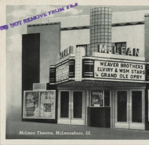 McLean Theatre