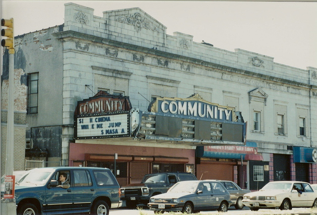 Community Twin Theatre