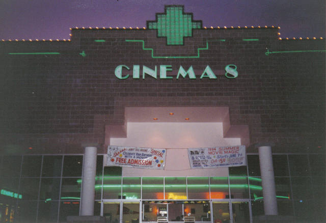 Union Square Cinemas, Monroe, NC (1994)