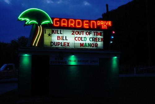 Garden Drive-In