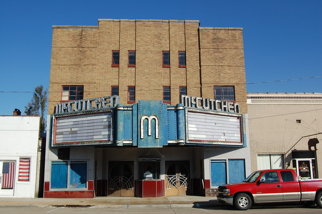 McCutchen Theater