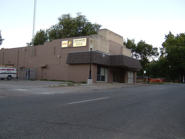 Co-Ed Theater Before Demolition