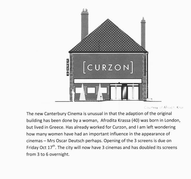 Curzon Canterbury