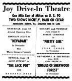 Joy Drive-In
