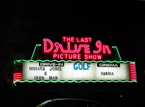 Last Drive In Picture Show Gatesville