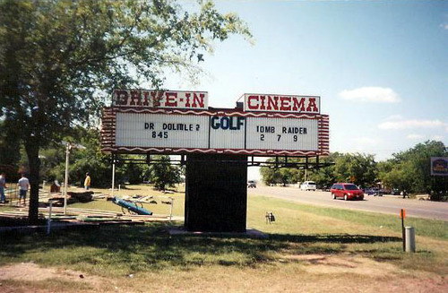 Last Drive-In Picture Show