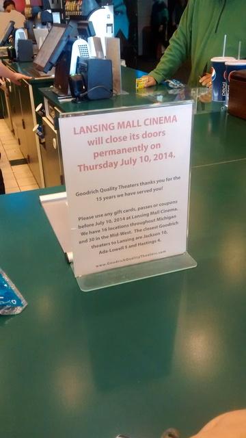 Lansing Mall Cinema