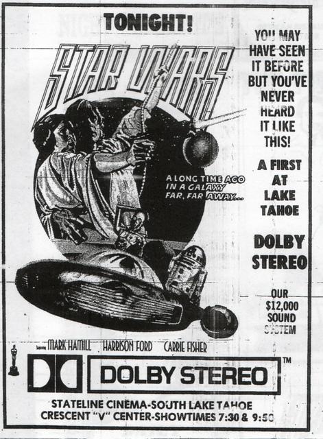 Stateline Cinema