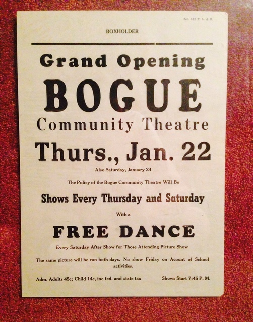 Bogue Community Theatre