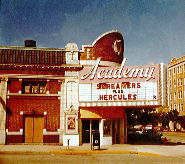 ACADEMY Theatre; Waukegan, Illinois.