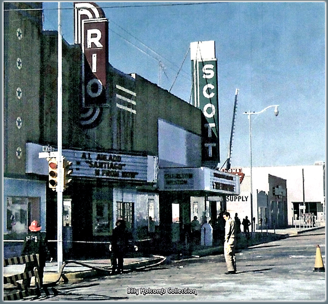 Rio & Scott Theaters ... Odessa Texas