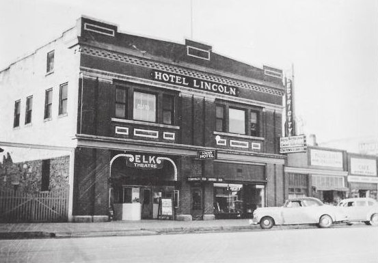 Elk Theatre In Rexburg Id Cinema Treasures