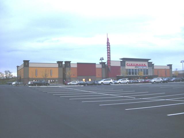Cinemark North Hills and XD