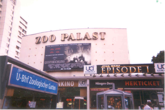 Berlin Zoo Palast