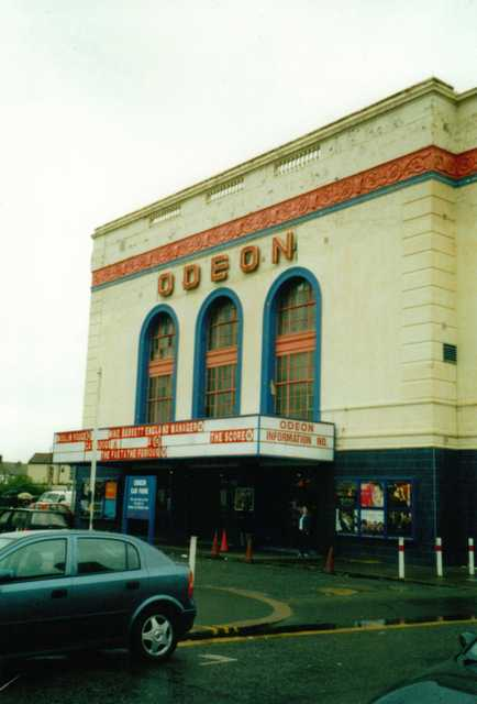 Odeon Gants Hill, Ilford