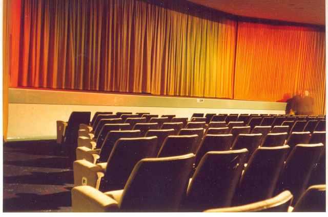 Screen 2, Odeon Colchester