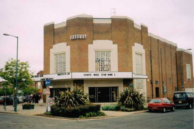 Broadway Cinema, Letchworth Garden City