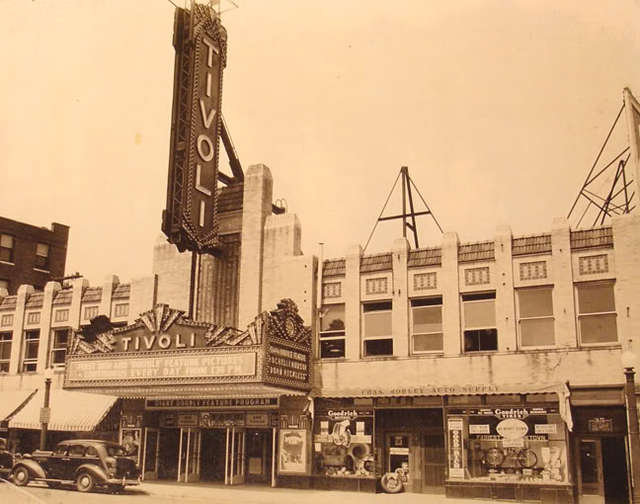 Highland illinois movie theatre