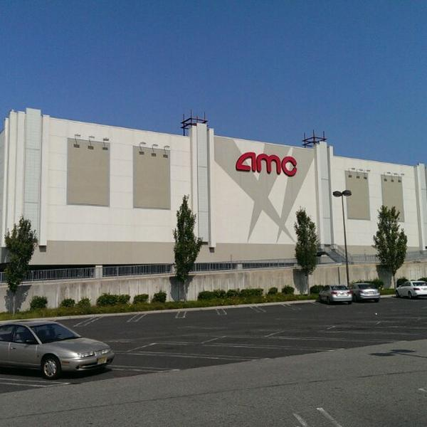 Amc garden state 16 cinema treasures - Amc movie theater garden state plaza ...