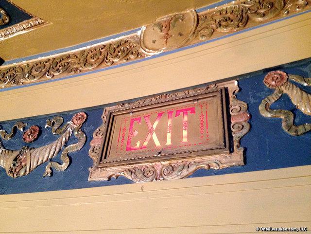 MODJESKA Theatre; Milwaukee, Wisconsin.