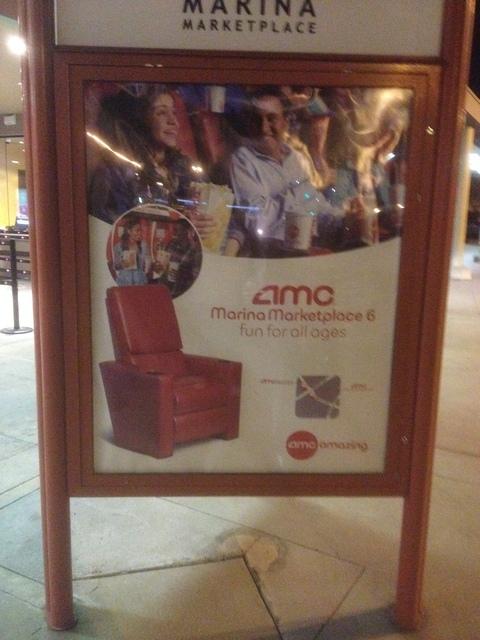 AMC Classic Marina Marketplace 6