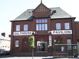 Salthouse Pavilion exterior June 2008