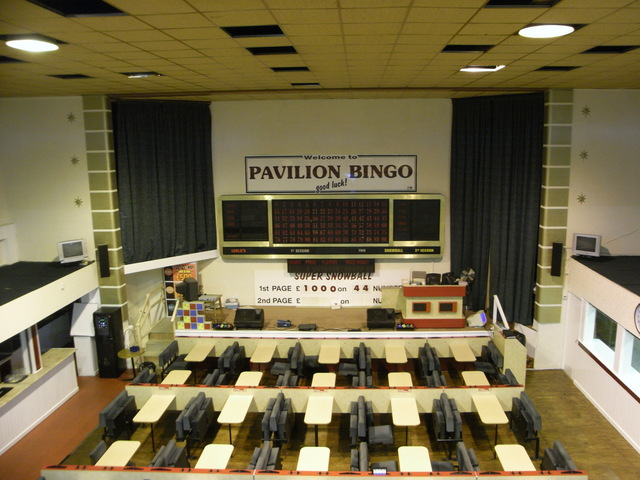 Salthouse Pavilion Interior 1 June 2008