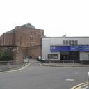 Dumfries Odeon in August 2009