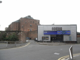 Dumfries Odeon in August 2009