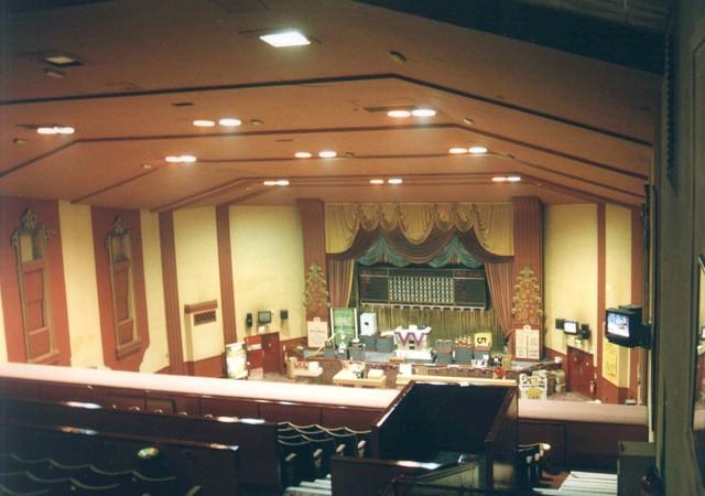 Tunstall Ritz inside 1