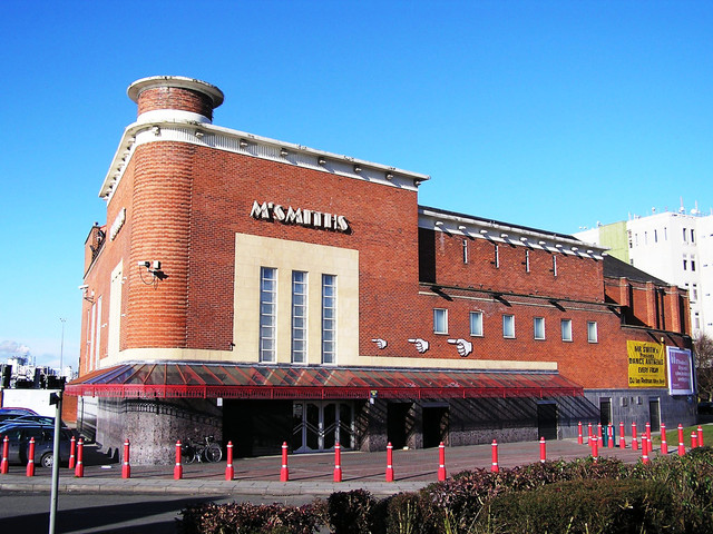 Warrington Ritz in March 2006