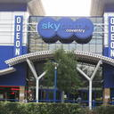 The new Odeon at the Skydome in August 2004
