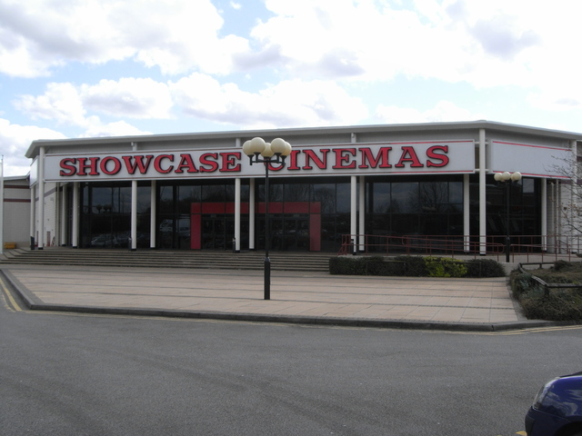 The Showcase in April 2009