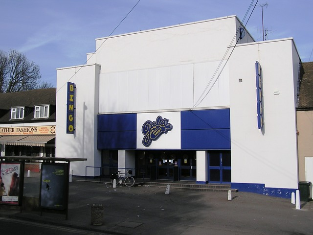The Savoy in March 2006