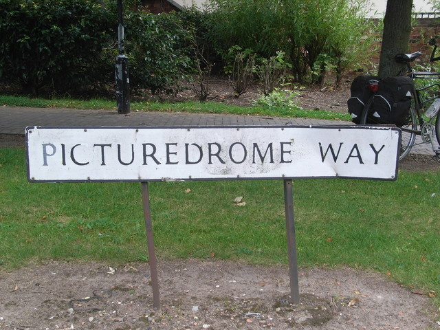 The last evidence of the Picturedrome?